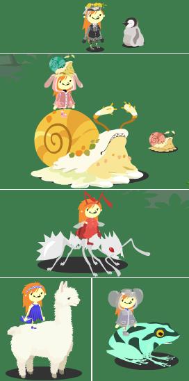 花嫁の季節限定ペット